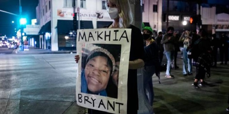 16enne afroamericana uccisa a Columbus