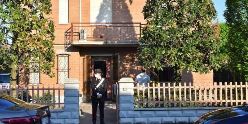 Casa Marco Eletti arrestato scrittore