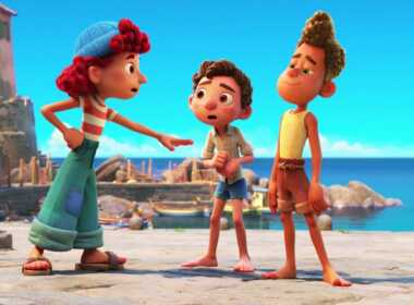 luca trailer film pixar