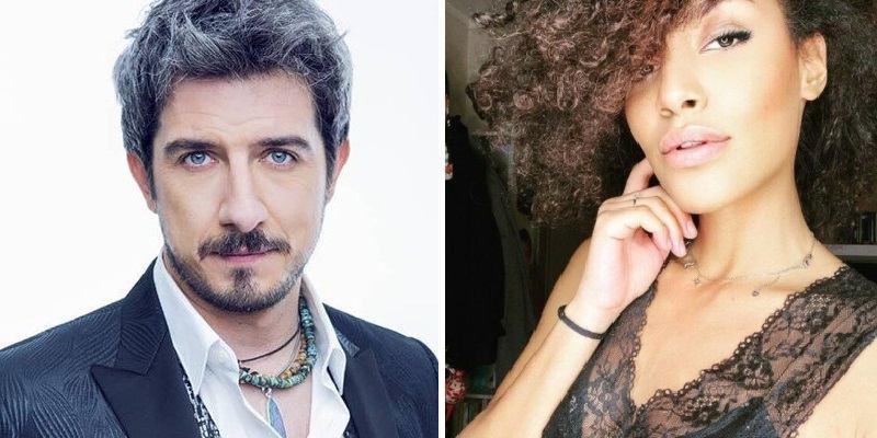 Paolo Ruffini e Laura Cossu