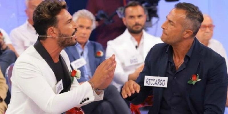 Riccardo Guarnieri e Armando Incarnato rissa