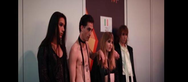 maneskin video prove eurovision