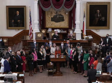 Texas legge sull'aborto