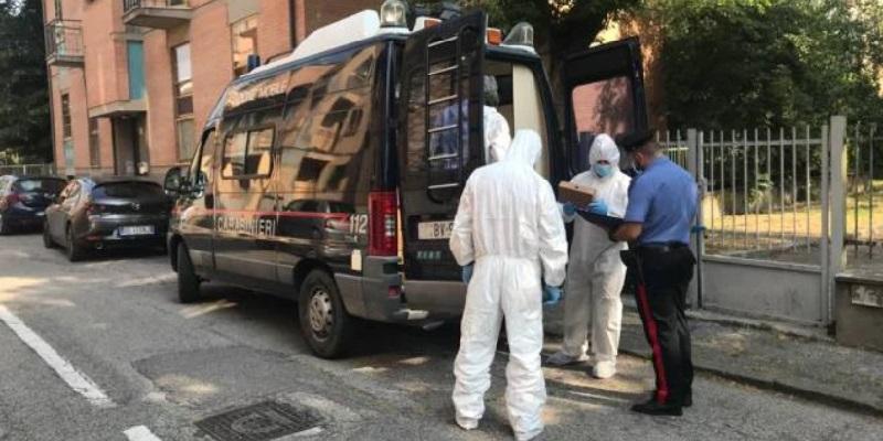 Ferrara bimbo trovato morto