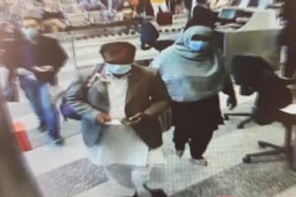 Saman Abbas genitori fuga