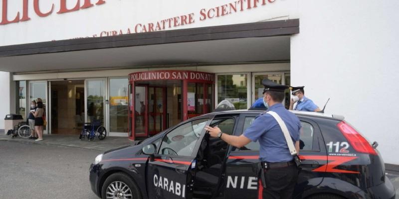 Milano 75enne accoltella chirurgo