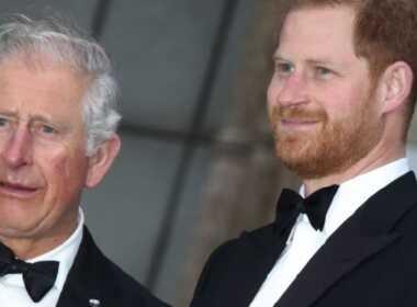 Principe Harry e Carlo