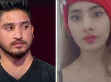 Saman Abbas parla il fidanzato