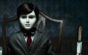 the boy - film horror