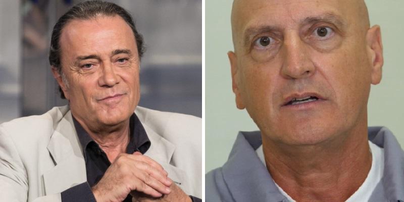 Chico Forti omaggio a Gianni Nazzaro