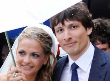 giacomo draghi e la moglie