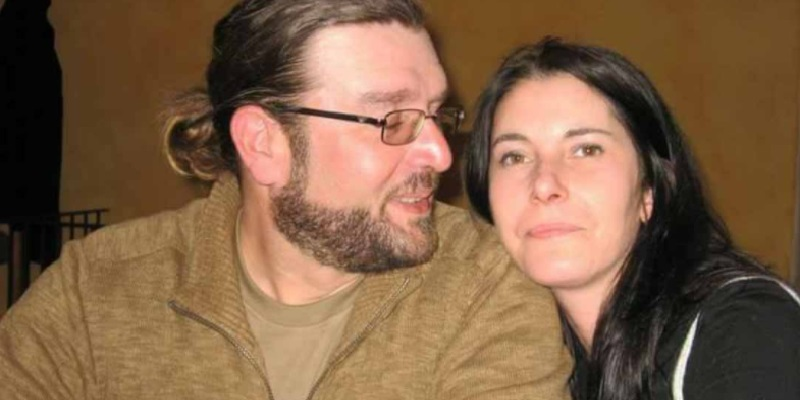 Elena Scaini e Stefano Giaron