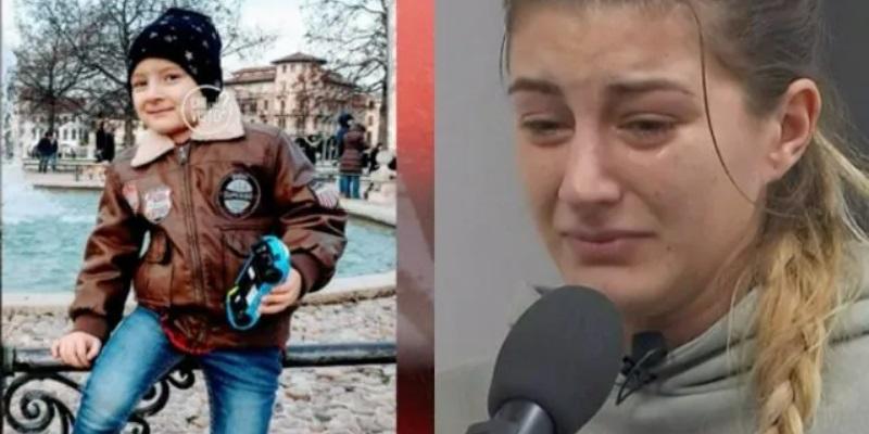 Alexandra Moraru rapimento figlio David